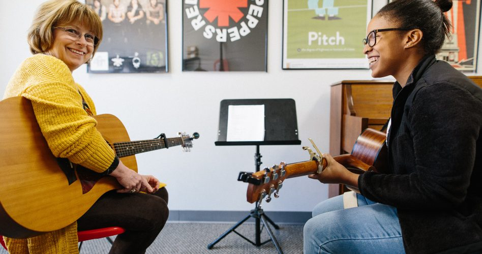 Adult Guitar Lessons Birmingham AL