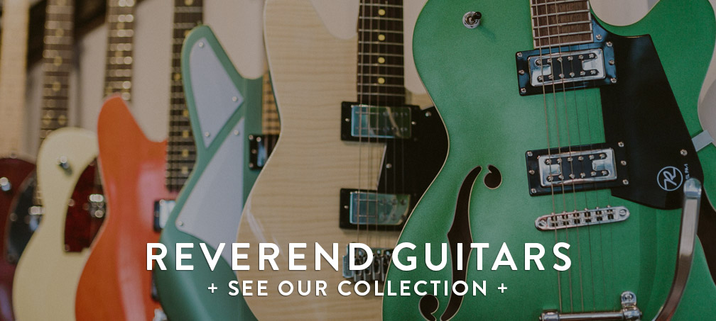 Reverend Guitars Collection