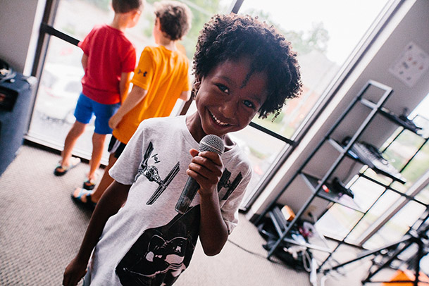 Summer Music Camp in Birmingham AL