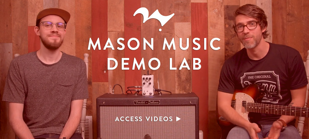 Mason Music Demo Lab