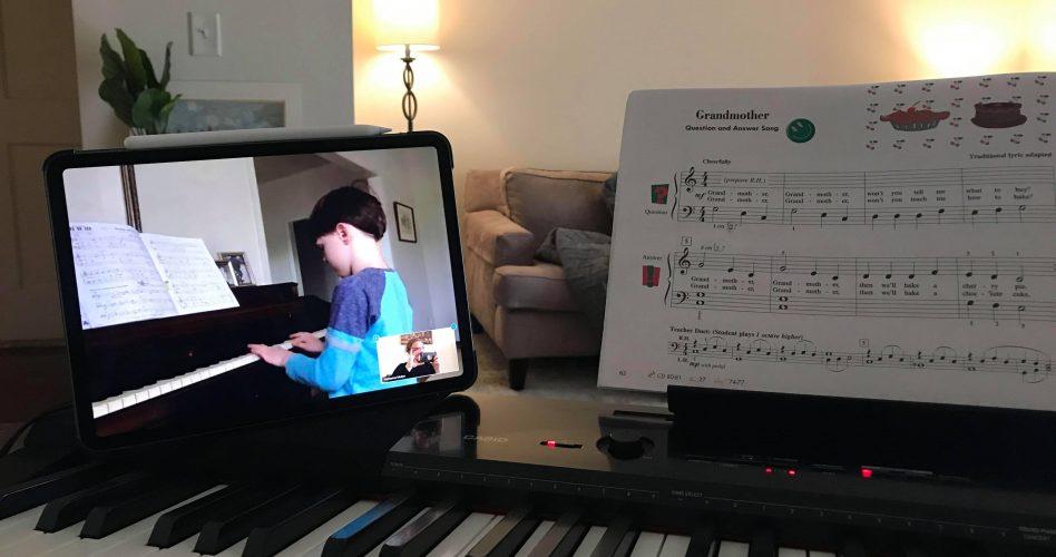Piano Lesson Online
