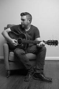 Singer Songwriter Justin Cross