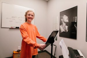 Voice Lessons at Mason Music