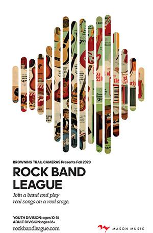 Rock Band League Archive