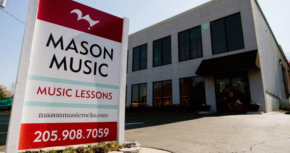 Mason Music Cahaba Heights Studio