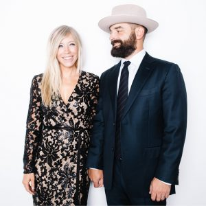 Drew and Ellie Holcomb at Euphonious