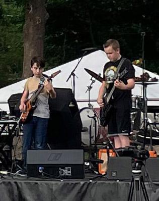 Mason Music Students at Euphonious