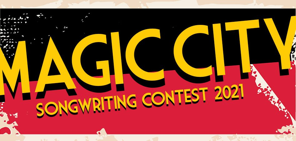 Magic City Songwriting Contest 2021 Header