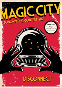 Magic City Songwriting Contest 2021 Poster