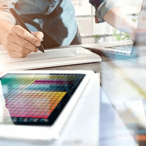 Creative Services - Tablet