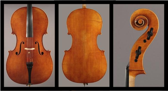 Poplar Cello 2014 © Ch. Dequincey c