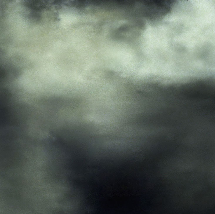 "Nocturne III Oil on linen 20"" x 20"" 1999"