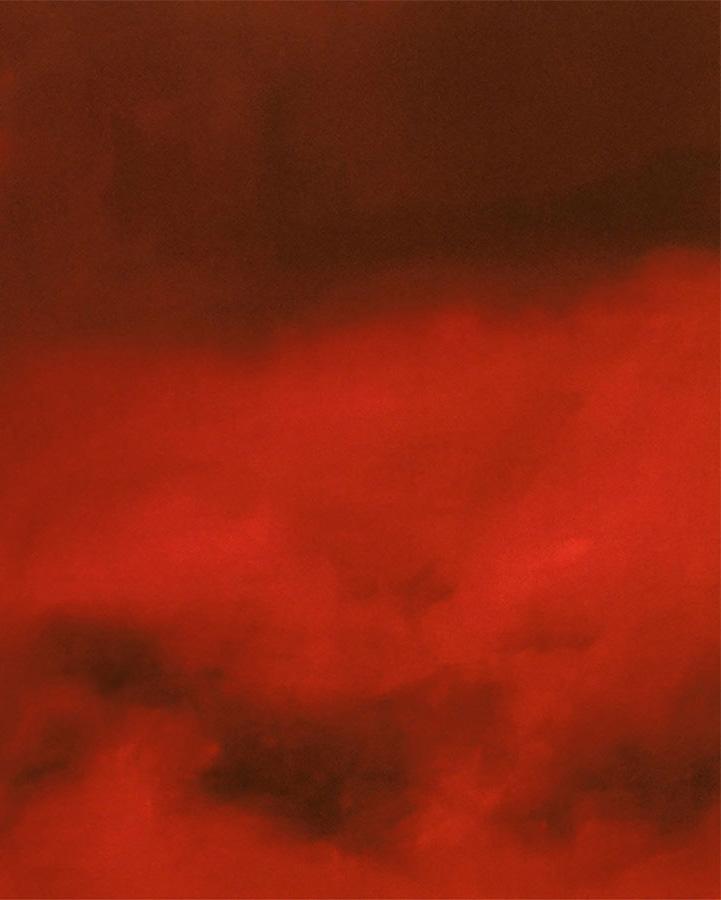 "Nocturne XXXII Oil on Linen 66""x54"" 2000"