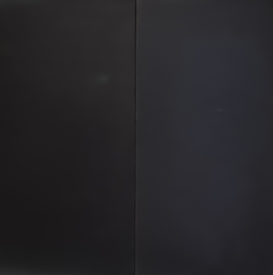 "Nocturne V Oil on linen 72"" x 72"" 2009-14"