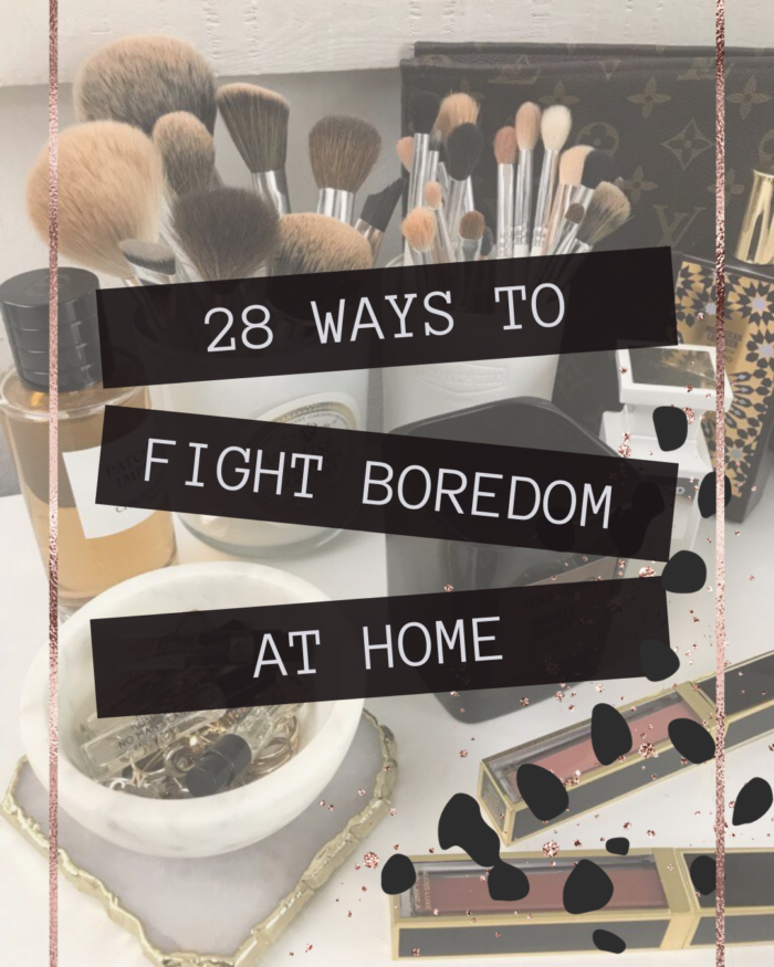 AZARAM | 28 Ways to Fight Boredom