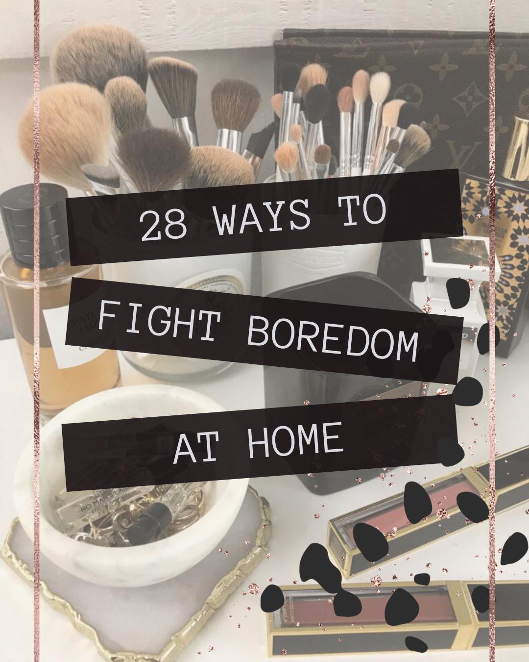 AZARAM   28 Ways to Fight Boredom