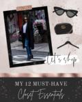 AZARAM | 12 Must Have Closet Essentials