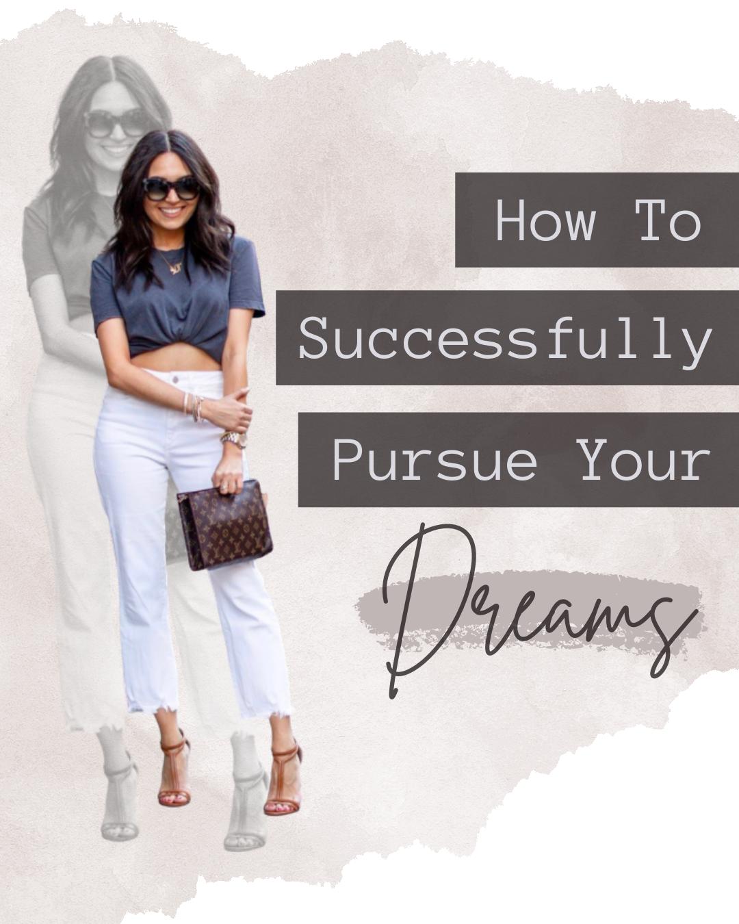 AZARAM | How to Successfully Pursue Your Dreams