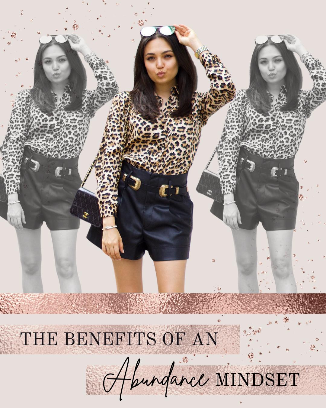 AZARAM: Benefits of an Abundance Mindset