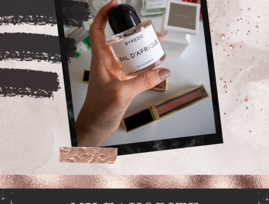 AZARAM: favorite perfumes