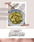 AZARAM cucumber salad