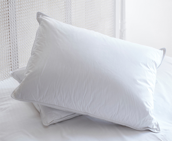 almohadas hoteleras modelo santoro