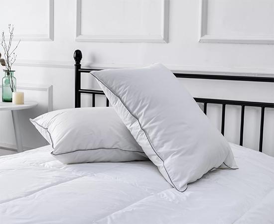 almohadas hoteleras modelo softy mancini textil