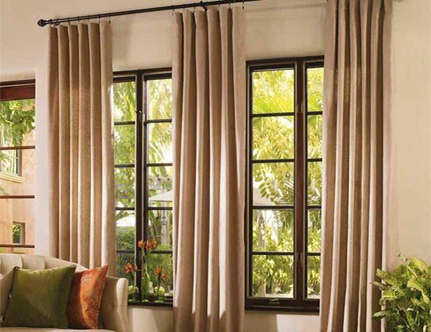 cortinas decorativas hoteleras