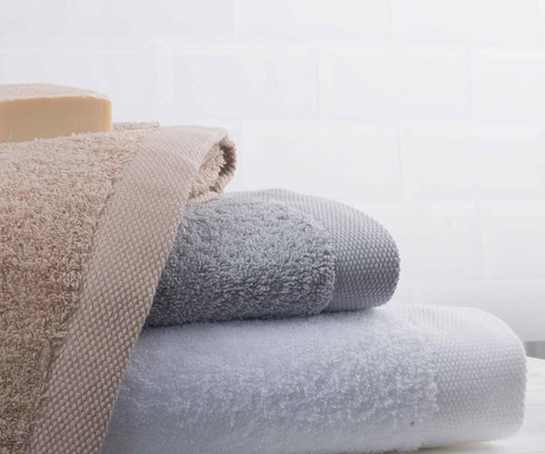 toallas para spa