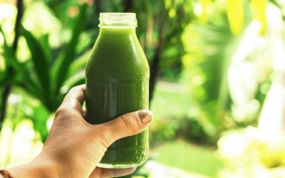 Is celery juice the new miracle drink?
