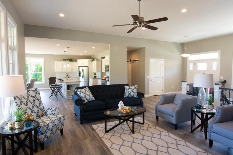 Piqua Living Room
