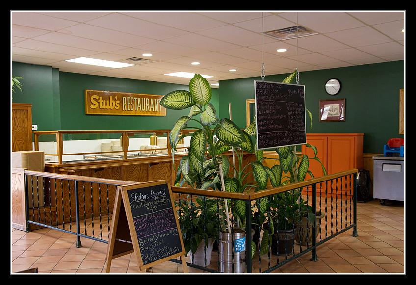 Stub's Restaurant in Yazoo City