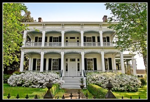 Yazoo City Historic Homes Walking or Driving Tour - CLICK to Download PDF