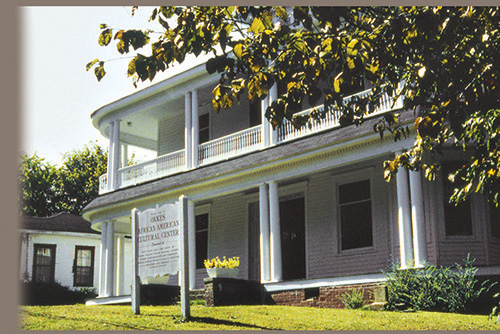 Oakes African-American Cultural Center