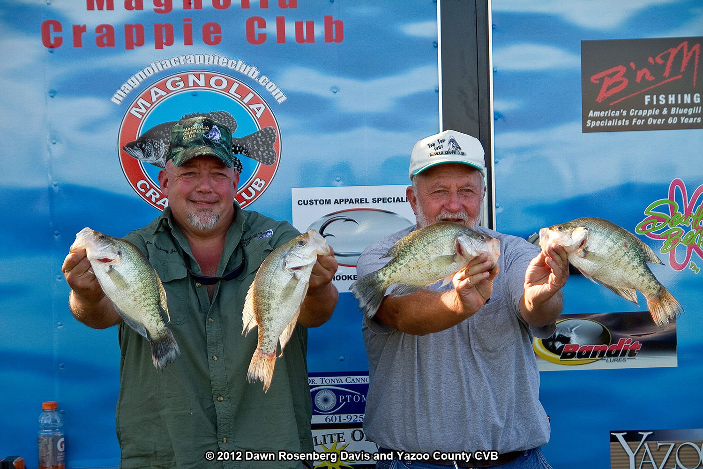 Magnolia Crappie Club – Wolf Lake Tournament