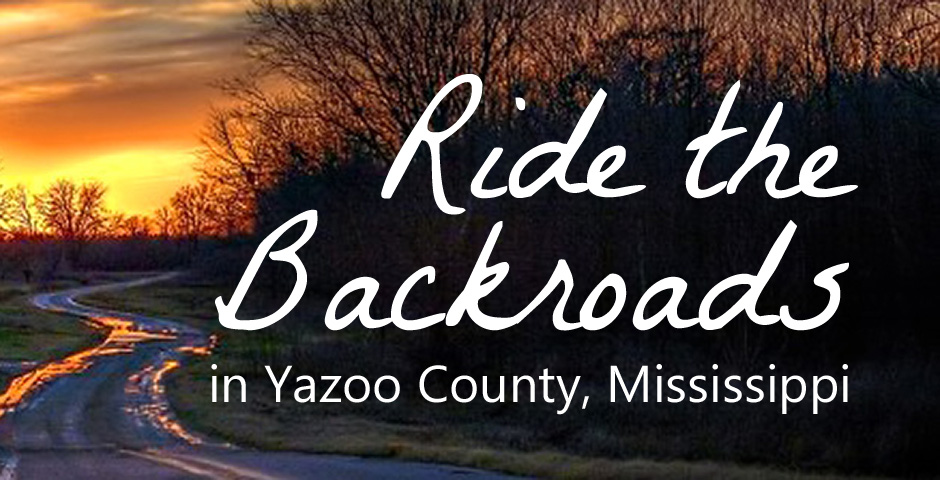 Sunset after Rain by Dawn backroads of Yazoo