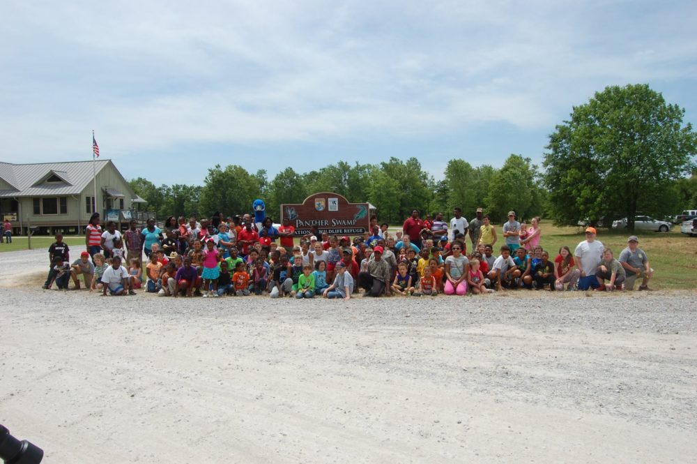 4th annual kids fishing rodeo panther swamp