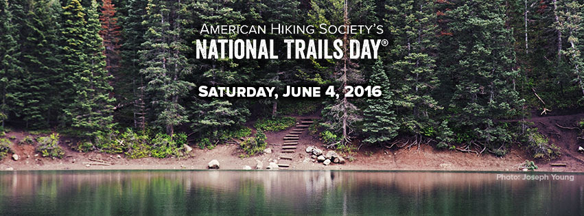 National Trails Day at Delta National Forest
