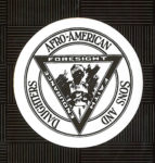 Afro American Sons and Daughters logoW