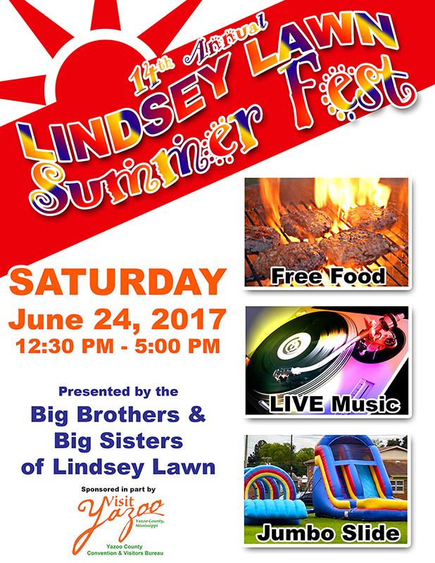 Lindsey Lawn Summer Fest