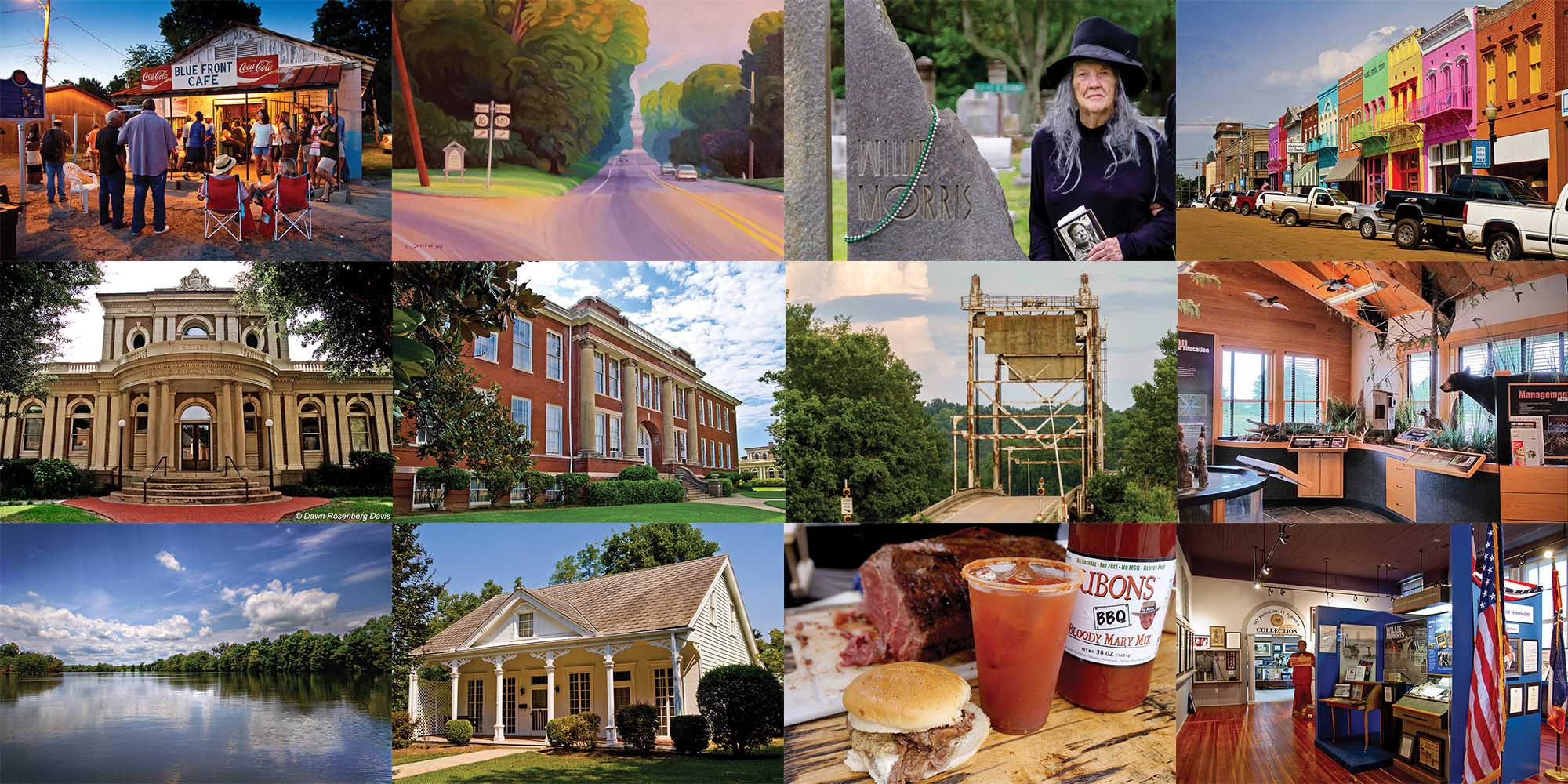 Yazoo County 10 Can't-Miss Spots