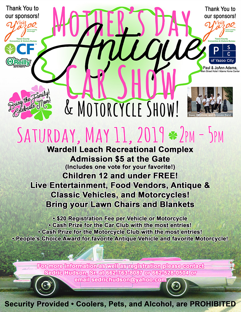 Mother's Day Antique Car & Motorcycle Show