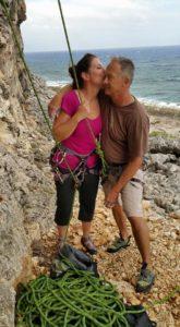 Chick Climber, Dave & Renee
