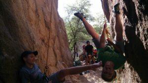 Chick Climber, Megan