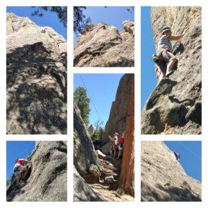 Black Hills Climbing