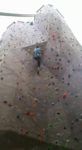 Gillette Climbing