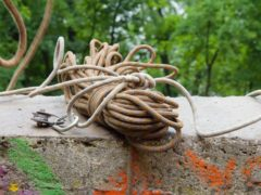 Tangled in the Rope