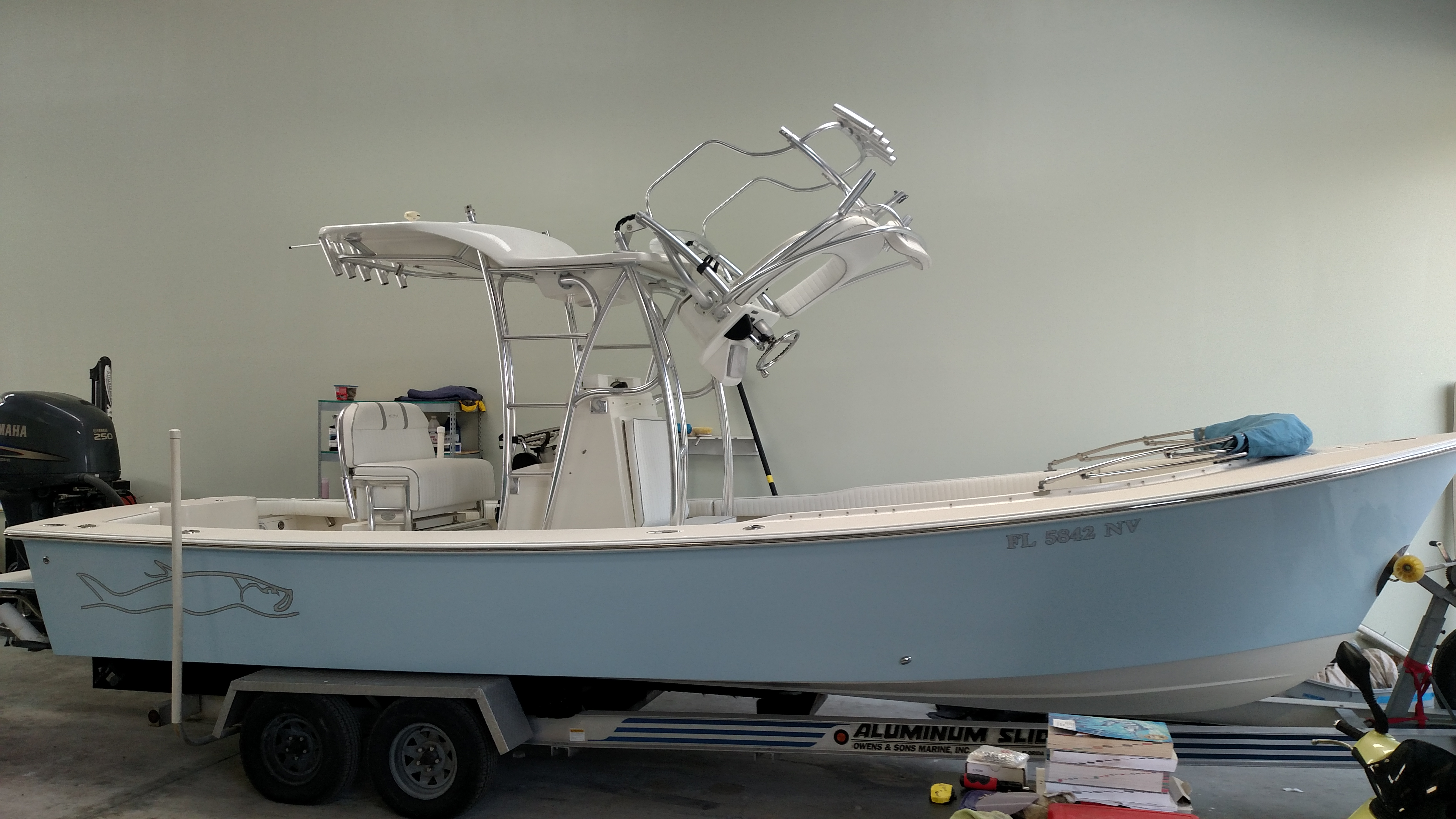 2009 Gause Built 26 - SOLD