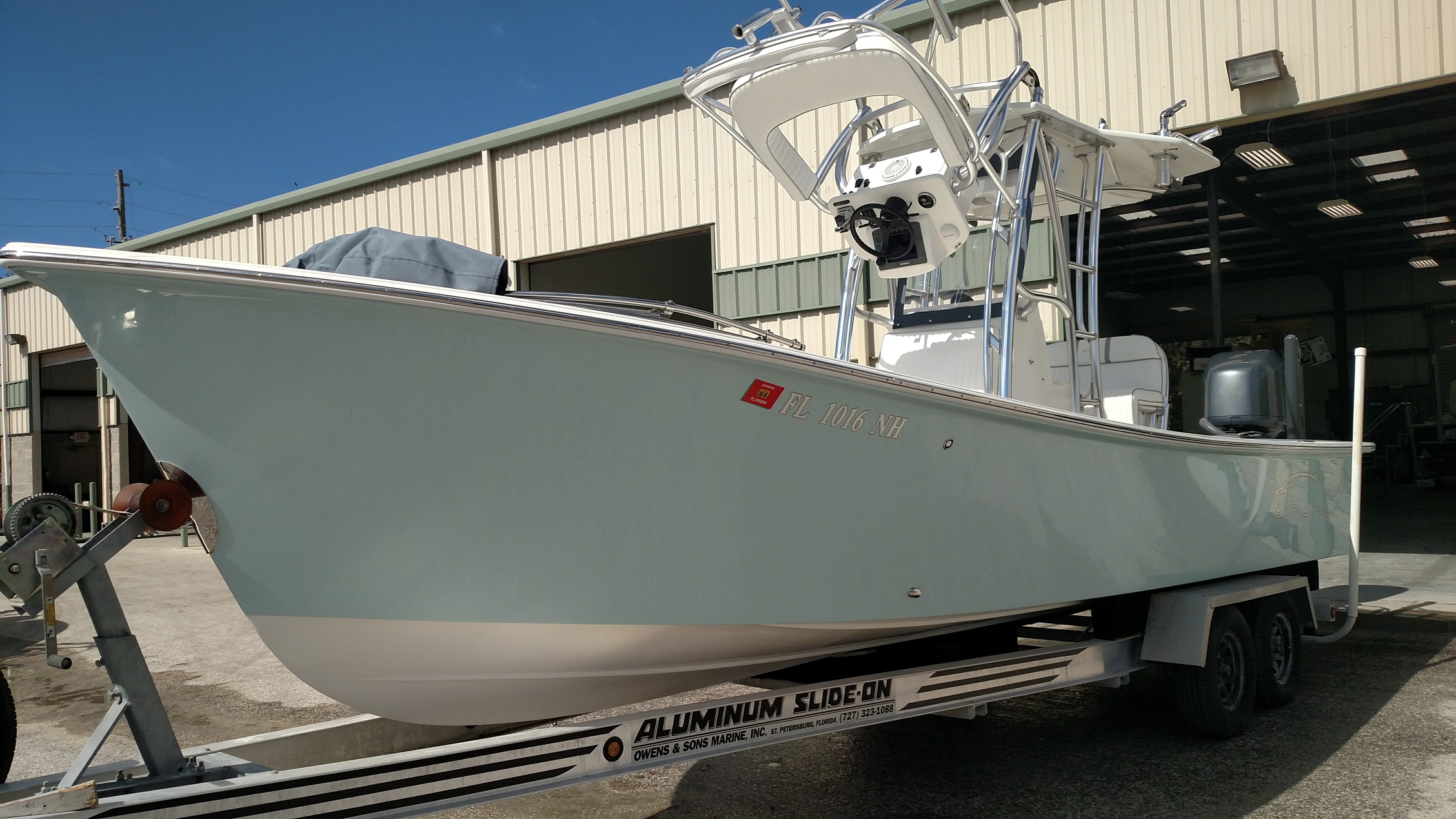 2007 Gause Built 26 - SOLD !