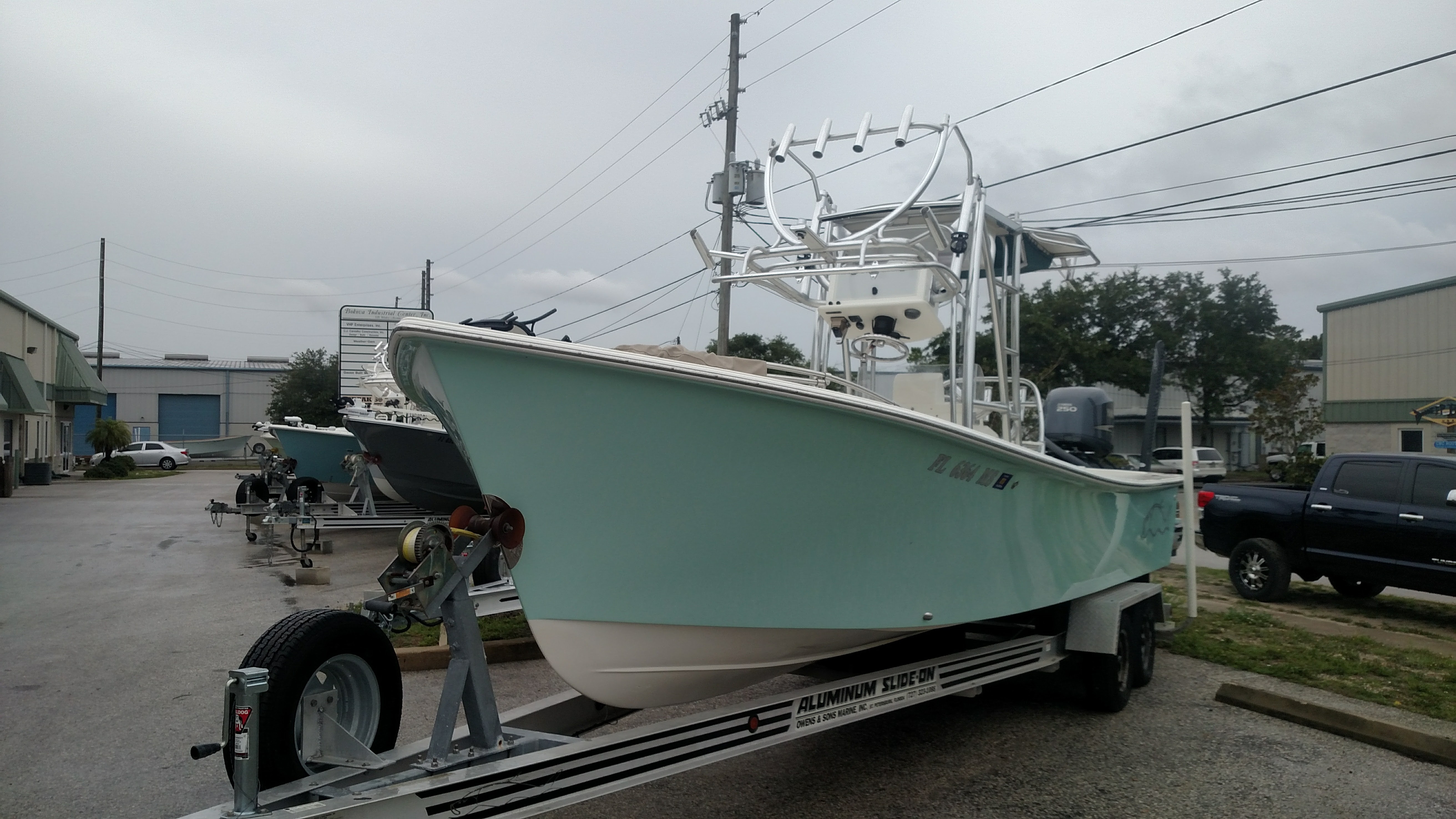 2005 Gause Built 26 - SOLD